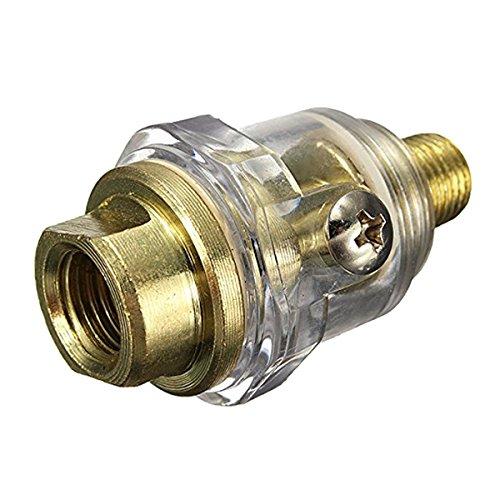 Pixnor - Mini-oliatore automatico, 1,4'' (3,5 cm), ferramenta, dorato