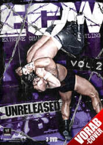 WWE - ECW Unreleased, Vol. 2 [3 DVDs] (Dvd Chris Jericho)