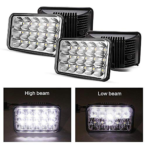 Faro trabajo LED 45 W 5 pulgadas 12 V luces trabajo