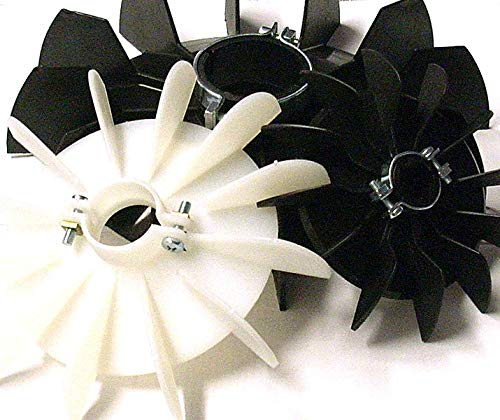 Ventiladores para motores eléctricos D=145 d=20mm H=28mm