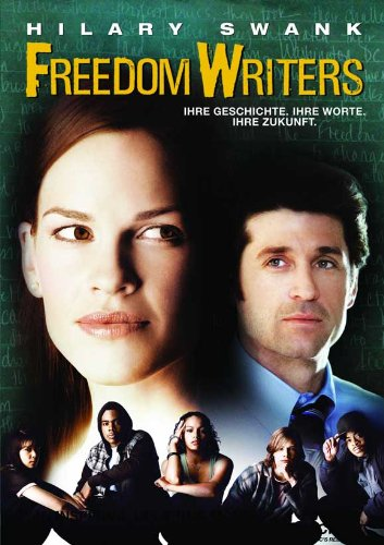 Freedom Writers Plakat Movie Poster (11 x 17 Inches - 28cm x 44cm) (2007) German