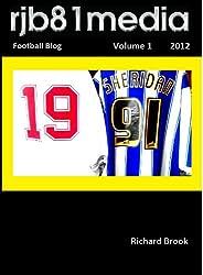 rjb81media Football Blog Volume 1 2012