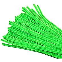 Kentop Fils Chenille Cure-Pipes Tiges de Chenille Chenille Stems Pipe  Cleaner Artisanat pour enfants b7d351d4d745