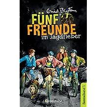 Fünf Freunde im Jagdfieber: Doppelband 01: Fünf Freunde erforschen die Schatzinsel/Fünf Freunde auf neuen Abenteuern