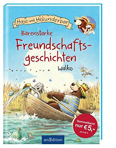 Hase und Holunderbär - Bärenstarke Freundschaftsgeschichten (Besten Freund Ballons)