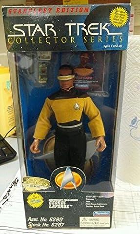 Star Trek Collector Series - Lietenant Commander Geordi Laforge by Star Trek