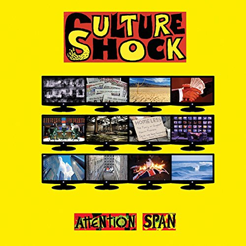 Attention Span [VINYL]