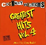 Songtexte von Cockney Rejects - Greatest Hits, Volume 4: Here They Come Again