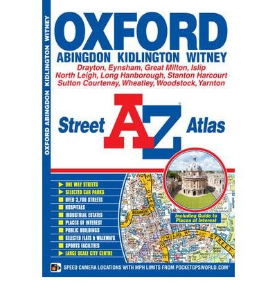 (NEWBURY STREET ATLAS) BY [GEOGRAPHERS' A-Z MAP COMPANY](AUTHOR)PAPERBACK