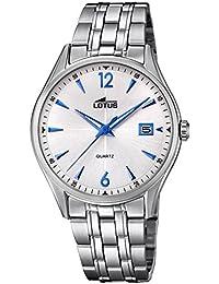 Lotus reloj hombre Klassik Stahlband klassisch 18375 1 8c3e4f583c9b