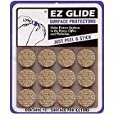 EZ Glide, 1 Circle Adhesive Protector, Sand Color by EZ