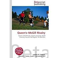 Queen's-McGill Rivalry: Queen's-McGill Rivalry, Queen's University, McGill University, Harvard-Yale Regatta, The Boat