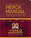 #4: The Merck Manual of Diagnosis and Therapy, 20e