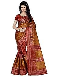 Trendz Style Taffeta Silk Printed Saree(TZ_1023_C)