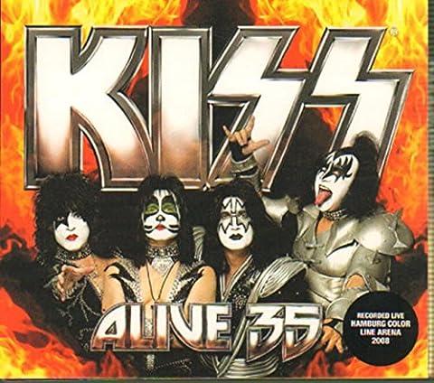 Kiss Alive 35 - Kiss Alive 35 - Color Line Arena,