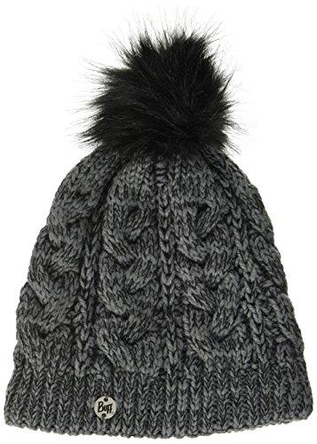 Mujer Buff Darla Gorro Tricot Y Polar Talla /Única Grey Pewter