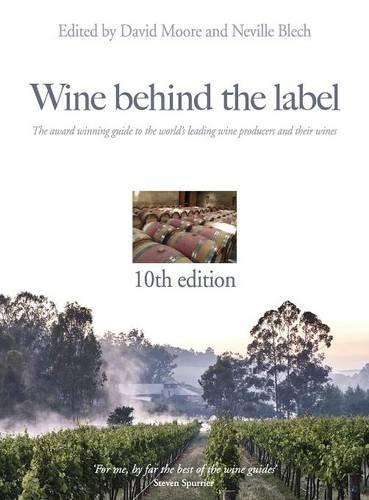 Preisvergleich Produktbild Wine behind the label 10th edition