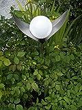 Garten-Solarlampe Lichtblüte Regina