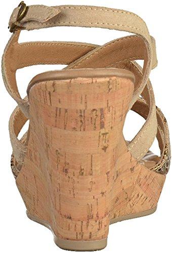 Tamaris 1-28343-28 Sandali donna Beige