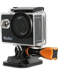 Rollei Actioncam 415 - Full HD Video Funktion 1080p, Unterwassergehäuse für bis zu 40m Wassertiefe - schwarz