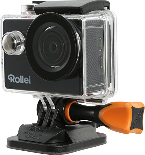 Rollei Actioncam 415 - Action-Camcorder WiFi con risoluzione...