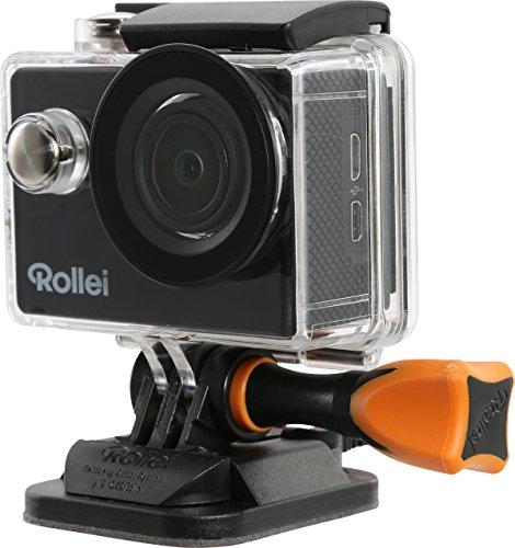 Rollei Actioncam 415 - Cámara deportiva (WiFi, 30 fps, 1080p, 900 mAh,...