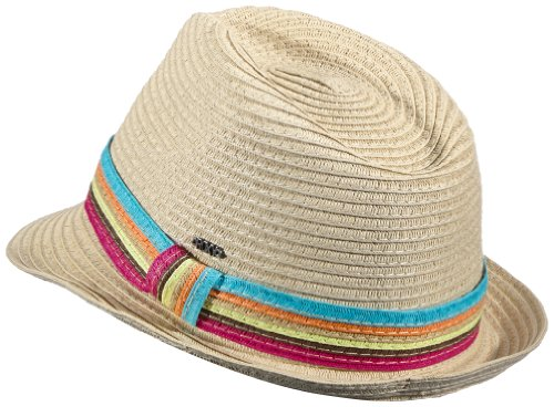 Roxy Multi Sun Chapeau pour femme Multicolore naturel Multicolore - naturel