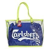 Carlsberg Borsa Donna Shopper Spiaggia Mare Piscina Tempo Libero