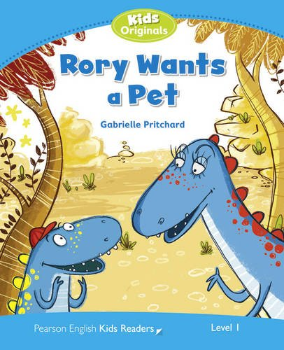 Level 1: Rory Wants a Pet (Pearson English Kids Readers)