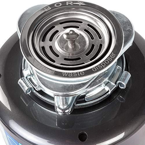 protecci/ón contra la contaminaci/ón. Bort TITAN 5000 Triturador de basura 1400 ml 560 W