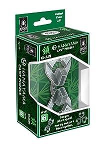 Paul Lamond Games Hanayama 7175 - Puzzle de Cadena de Cerebro