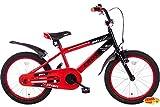 Spirit Jungenrad BMX Cross Rot 18 Zoll