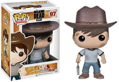 POP! Vinilo - The Walking Dead: Carl