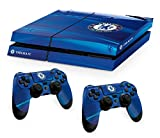 Chelsea FC Playstation 4 PS4 blu pad controller e la console pelle Stamford Bridge immagine Stadio club crest ufficiale regalo sostenitore - Chelsea F.C. - amazon.it
