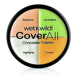 Wet n Wild 4 Colores...