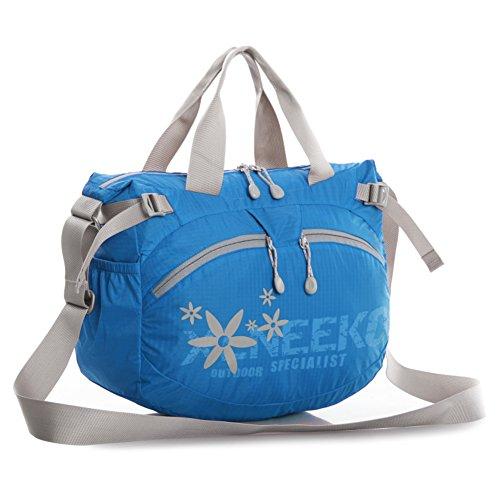 Borsa a tracolla moda squisita all'aperto/ borsa sportiva/Borsa da donna-porpora blu