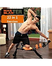 Zemic 6 Pack Abs Exerciser Machine with 20 Different Modes