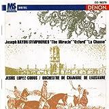 Haydn Sinfonien 73, 92, 96