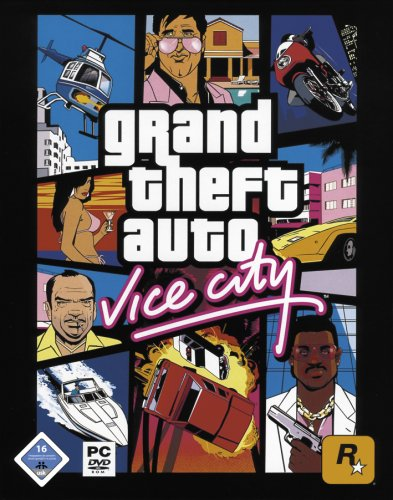 Grand Theft Auto: Vice City [Software Pyramide]
