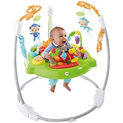 Saltador animalitos de la selva Fisher-Price Baby Gear Mattel