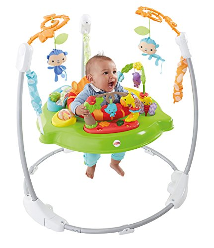 fisher-price-baby-gear-chm91-centro-attivita-amici-della-foresta-multicolore