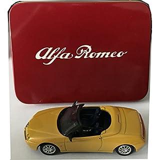 Solido Alfa Romeo 4655. Coche Alfa Romeo Spider. Escala 1:43. Modelo aleatorio