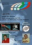 Pool Billard Trainings DVD PAT 2. Mit dem offiziellen Spielvermögenstest der WPA