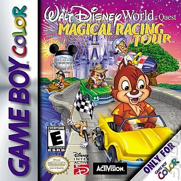 Price comparison product image Disneys Magical Racing Tour [UK Import]