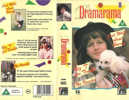 dramarama-just-wild-about-harry-big-t-for-trouble-the-venchie-1983