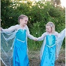 Disfraz de Princesa Elsa Frozen, Talla L