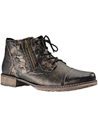 Remonte - D4378 - Bottes Et Boots - Femme - Semelle Amovible : Oui - Noir