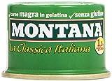 Montana - Carne, magra, in gelatina - 8 confezioni da 3 pezzi da 70 g [24 pezzi, 1680 g]