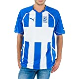 Maillot fútbol Puma KKS Lech Poznan 739505, color Azul y blanco, tamaño extra-large