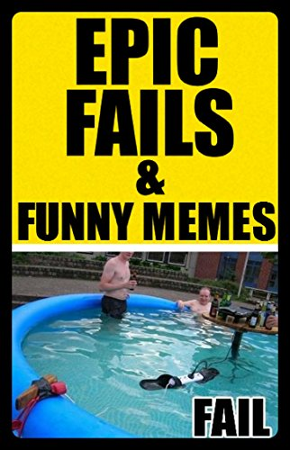 Memes: Epic Fails & Funny Memes: (Huge Epic Book Of Funny Jokes & Memes - Funny Books Collection - Oh Yes) (English (Wizard Minecraft)